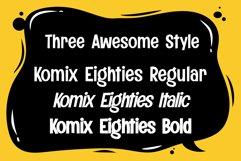 Komix Eighties Product Image 3