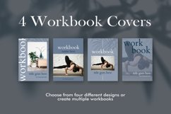 Workbook Canva Template, 60 Pages Ebook Template Lead Magnet Product Image 6