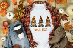Fall gnome svg Gnomes fall svg Gnome clipart Fall clipart Product Image 5