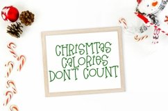 Web Font Tacky Sweater - A Quirky Hand-Lettered Font Product Image 2