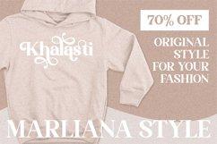 Khalasti - Beautiful Serif Font Product Image 13