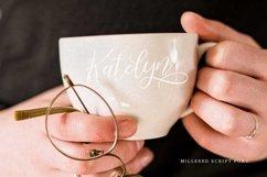 Millered - Beauty Elegant Script Product Image 2