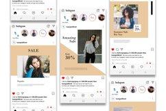 Fashion Instagram Feed Vol. 1 Product Image 2