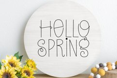 Together Time - A Quirky Handlettered Font Product Image 3