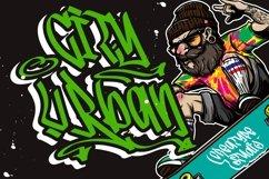 Graffity Stylish Graffiti Street Style Product Image 6