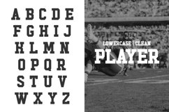 The Sports Font Bundle Product Image 13