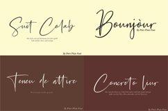 Elegant Handwritten Font Bundle Product Image 5