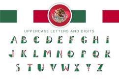 OTF color font Mexifont Product Image 3