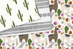 Llama Digital Paper Product Image 2