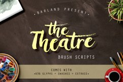 The Theatre Brush Product Image 2