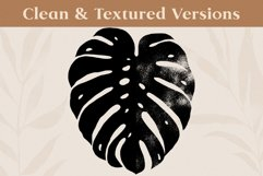 Hand-Drawn Botanical Silhouette Illustrations Product Image 3