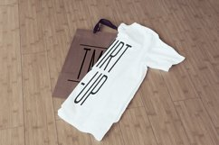 T-Shirt Mock-Up Product Image 3