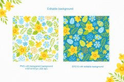 12 Spring and Easter seamless patterns Product Image 6