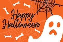 Blacky Sambat - Halloween Font Product Image 3
