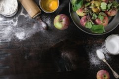 Ingredients for making apple cake Product Image 1