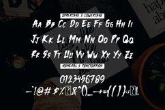 Dark Monk - Brush Font Product Image 6