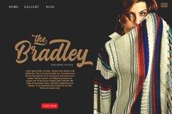 Bradley Typeface Product Image 4