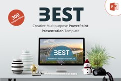 Best multipurpose PowerPoint Presentation Template Product Image 1