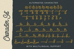 Feri Candi - Monoline Script Font Product Image 13