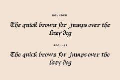 Baliem Typeface Product Image 5