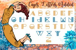 Articon - A Cute Lining Font Product Image 2