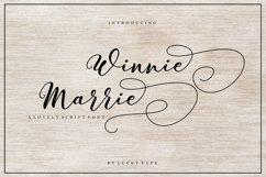Winnie Marrie Script Product Image 1