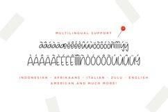 Avoids Dislikes | 3 Handmade Font Product Image 4