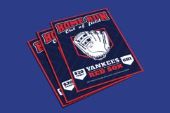 baseball Flyer Product Image 1