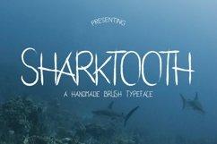 Web Font Sharktooth Typeface Product Image 1
