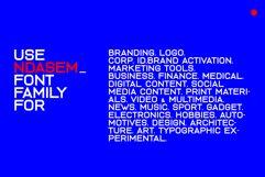 Ndasem Typeface Product Image 6