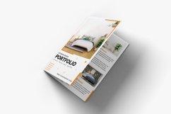 Interior Design bifold Brochure | Multipurpose Brochure Product Image 2