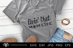 Mother's Day SVG Bundle | Mom Quotes Shirt Bundle Product Image 20