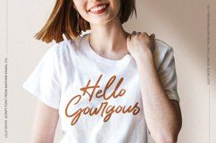 Lilly White Script Font Product Image 2