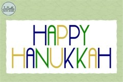 Hanukkah Stickers Bundle of 20 Product Image 6