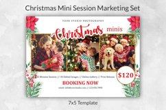 Christmas Mini Session Marketing Set Product Image 4