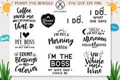 Funny SVG Bundle - MB4 Product Image 2