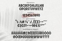 Bonjour Sans Serif Font Product Image 7