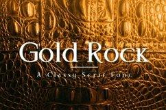 Web Font Gold Rock Product Image 1