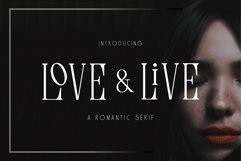 Love & Live | Update Product Image 1