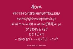 Alona - Handwritten Font Product Image 6