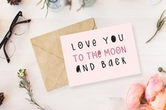 Lovely & Cute - 3 Handmade fonts! Product Image 6