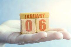 Full calendar. 366 days in separate jpg. Product Image 2