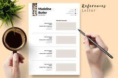 Animal Care Resume Template for Word & Pages Madeline Butler Product Image 6