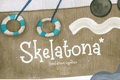 Web Font Skelatona Product Image 1