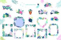 Nursery Art Jungle Animals Illustrations Patters & More Bund Product Image 8