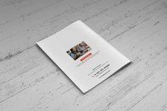 Food Menu Bifold-Trifold Brochure Product Image 5