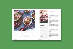 Recipe eBook Template Editable Using Ms Publisher Product Image 6