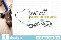 1 NURSE QUOTE SVG BUNDLE, nurse svg, nurse clipart, doctor Product Image 1