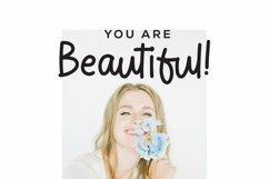 Web Font Katterina - Joyful Handlettering Font Product Image 3