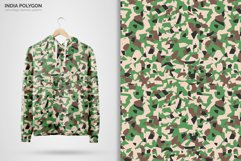 India Polygon Camouflage Patterns Product Image 6